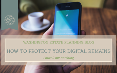 How To Protect Your Digital Remains