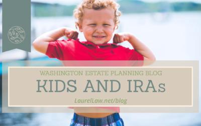 Kids and IRAs